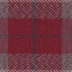 Big Ben Red Alastair Fabric