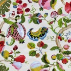 Fantasia Beige Pearl Cotton by Nevotex